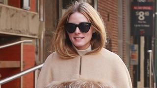 Best Look: Olivia Palermo w płaszczu Max Mara