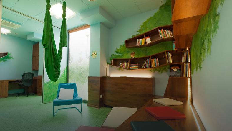 Otwarcie wyjątkowego pokoju odbędzie się 19 lutego o godz. 10 w Hospicjum Palium na os. Rusa 55 w Poznaniu