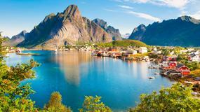 Reine - najpiękniejsza miejscowość w Norwegii