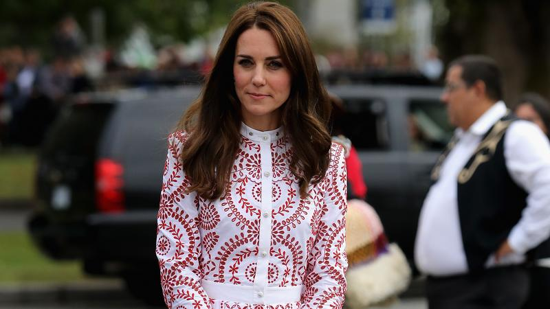 Najdroższe kreacje Kate Middleton