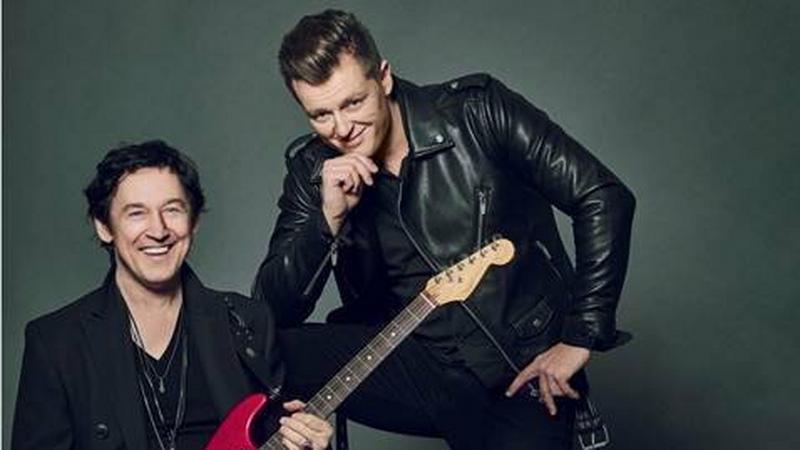 Jan Borysewicz i Rafał Brzozowski debiutują na polonijnej liście przebojów, #italodisco, Italo Disco, Euro Disco, 80's, 90's, radio station, radio one live 80
