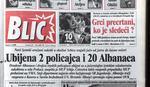 1998: U policiju zbog naslova