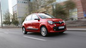 Test Renault Twingo - Bardzo zwrotny maluch