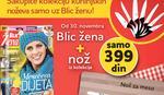 """Blic žena"" i nož za samo 399 dinara"