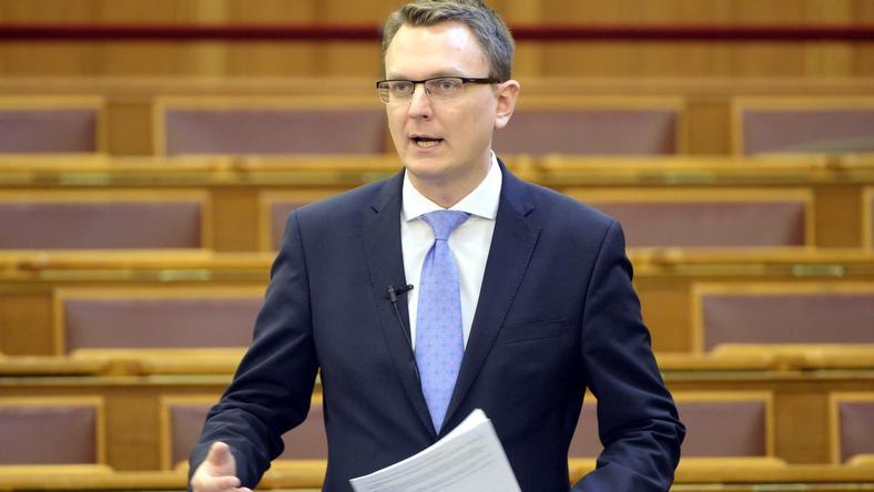 Rétvári Bence / Fotó: MTI - Kovács Tamás