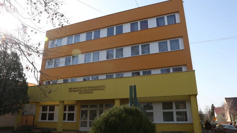 Ebben az iskolában tanított a 60 éves tanár / Fotó: Isza Ferenc