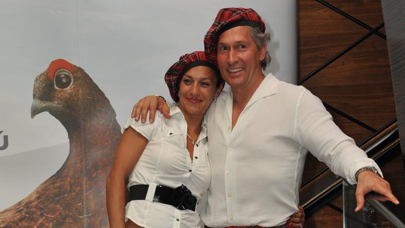 Vajtó Lajos és Fésűs Nelly szerencsére makk egészséges / Fotó: RAS