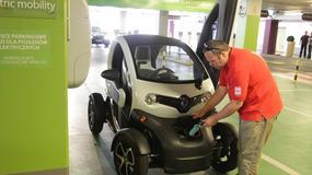 Test Renault Twizy – miejska propozycja z napędem elektrycznym