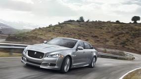 Jaguar XJR: ostry kocur