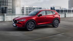 Nowa Mazda CX-5 - znamy ceny