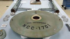 Smithsonian rekonstruuje model USS Enterprise