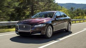 """Niemiecki styl """"anglika"""" - pierwsza jazda Jaguarem XF"""