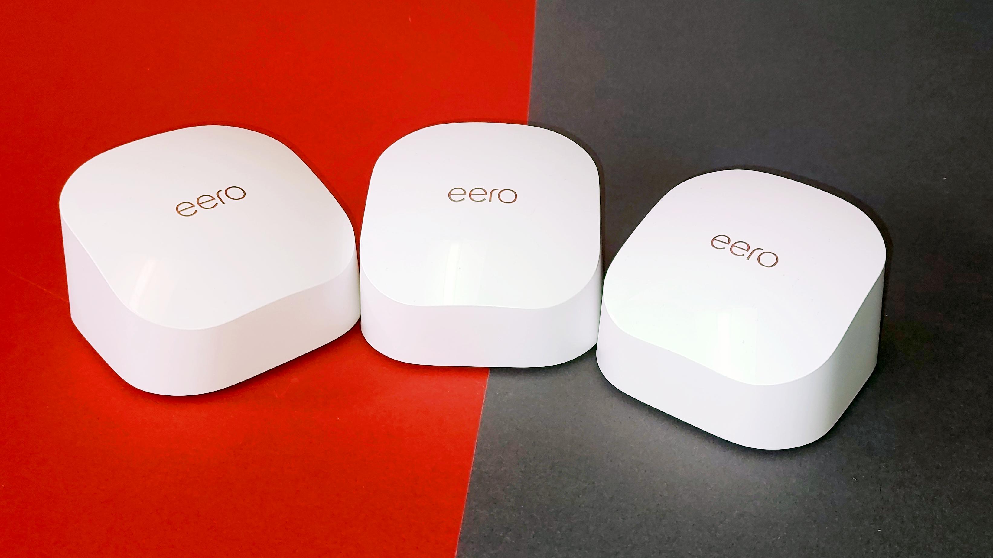 Amazon Eero 20 im Test Günstiges WLAN Mesh fürs Smart Home   TechStage
