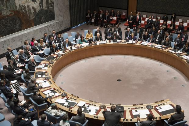 Spotkanie Rady Bezpieczeństwa ONZ