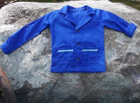 Plavi sako za dečake