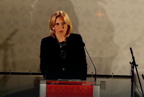Željka Cvijanović, premijerka RS