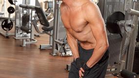 Rozciąganie mięśnia łydki oraz dwugłowego mięśnia uda