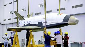 Indie przetestowały prototyp swojego pierwszego promu kosmicznego