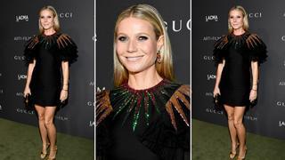 Best Look: Gwyneth Paltrow w Gucci