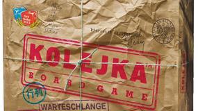 Kolejka - gra planszowa rodem z PRL-u