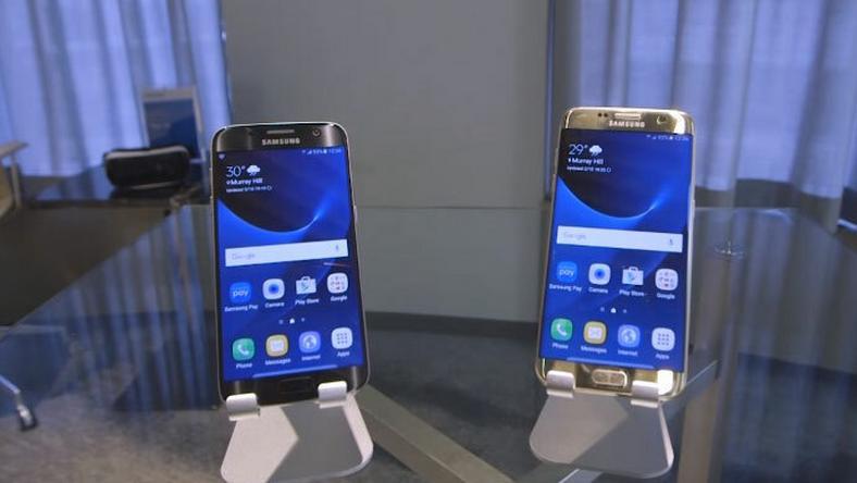 A Galaxy S7 (balra), és az S7 Edge (jobbra) több, mint négy féle színben lesz kapható /Fotó: YouTube