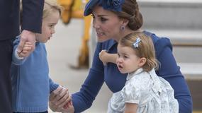 Książęca para w oficjalną podróż do Kanady zabrała ze sobą dzieci