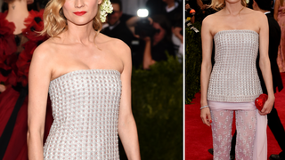 Best Look: Diane Kruger w Chanel Couture