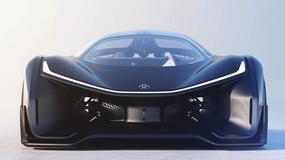 Faraday Future FFZERO1 Concept - rewolucja nastała!