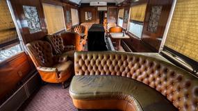 Porzucony Orient Express w Małaszewiczach