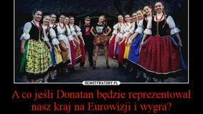 """7 memów dotyczących Donatana i utworu """"My Słowianie"""""""