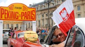 Polacy pokonali trasę z Pekinu do Paryża