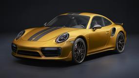 Najmocniejsze Porsche 911 Turbo S w historii