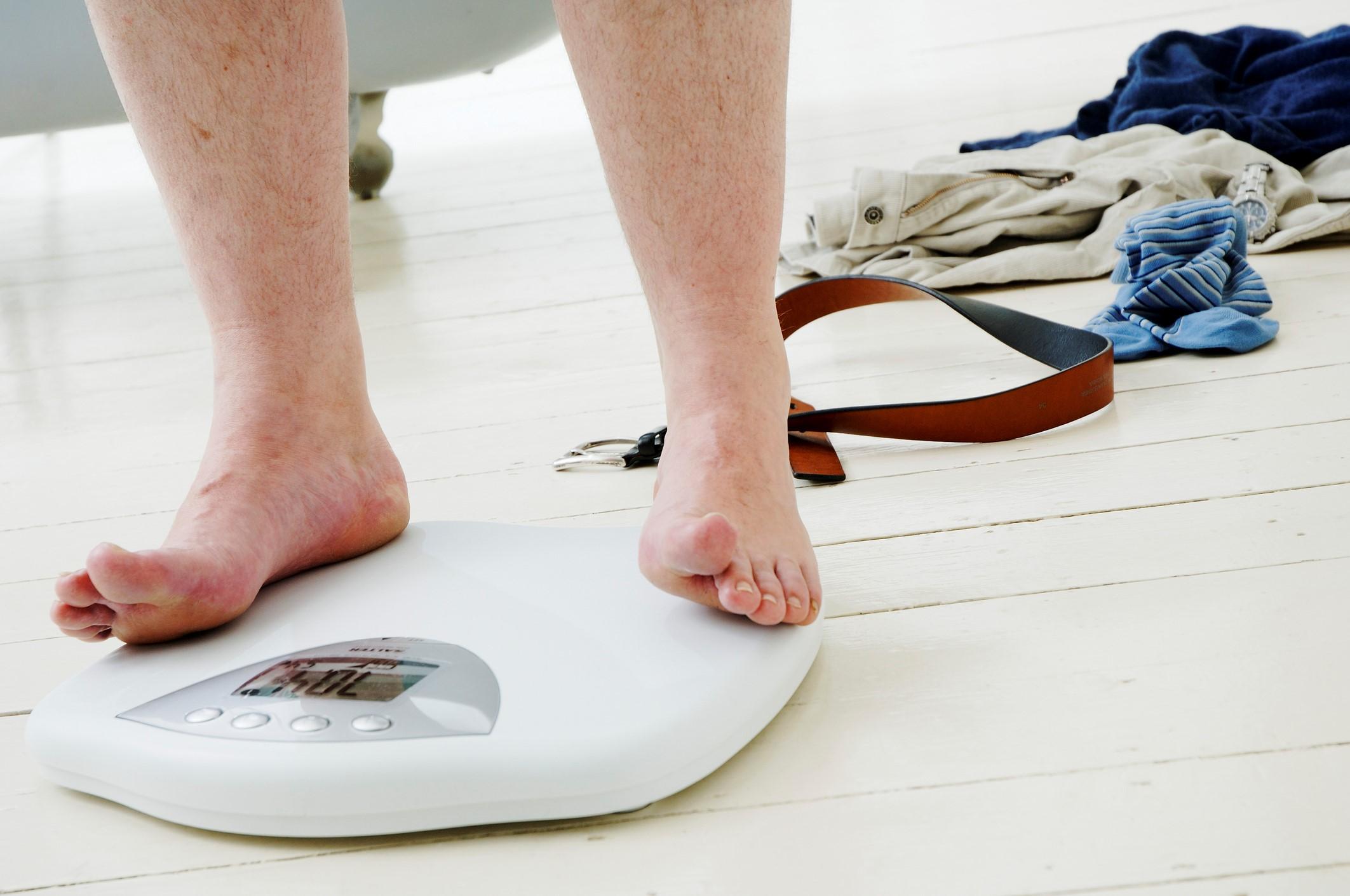 a boka súlya segíthet a fogyásban