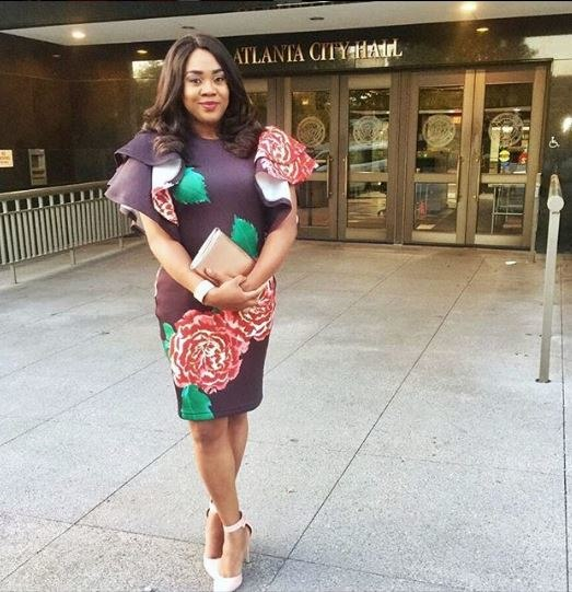 Stella Damasus says she didn't plan to become an actress