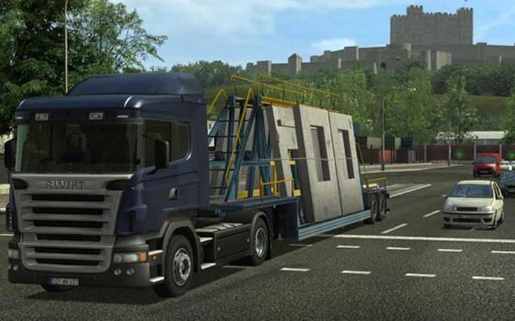Патч 1.02 для German Truck Simulator - German Truck Simulator Седельн