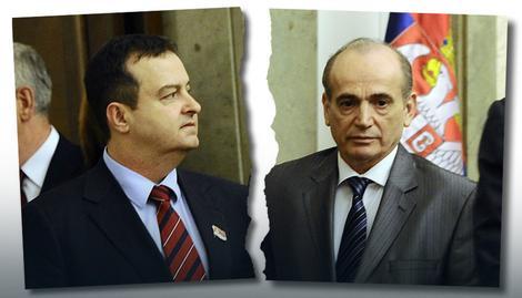 Pukla koalicija: Dačić i Krkobabić