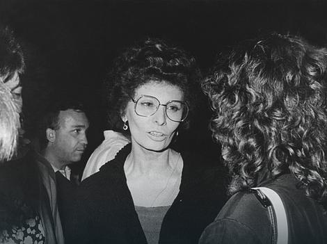 Sofija Loren na Festu