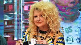 Kolorowa Magda Gessler na spotkaniu z fanami. Co za stylizacja!