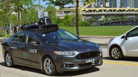 Uber pokazał swe autonomiczne auto