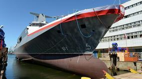 ORP Ślązak – pierwszy polski okręt stealth nabiera kształtu