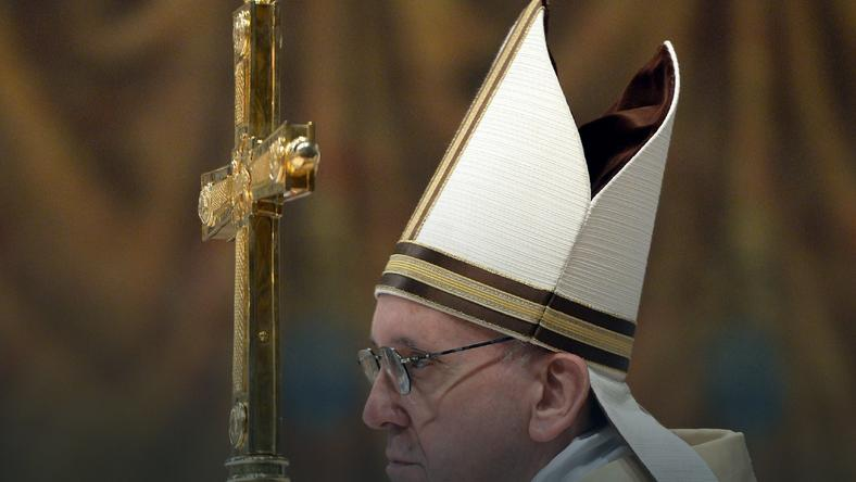 Fot. AFP/Osservatore Romano