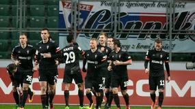 Ekstraklasa: Legia Warszawa wygrała z Górnikiem Zabrze