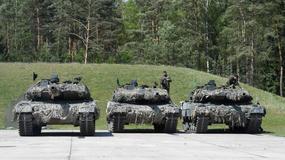 Polskie czołgi czeka modernizacja