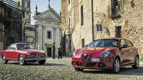 Prezentacja Alfa Romeo Giulietta Sprint - Sprintem przez lata