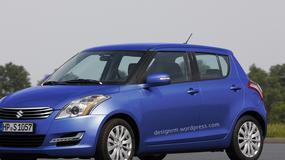 Jak zmieni się Suzuki Swift?