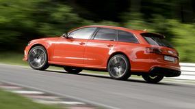 Audi RS6 Avant Performance – chuligan w przebraniu   TEST