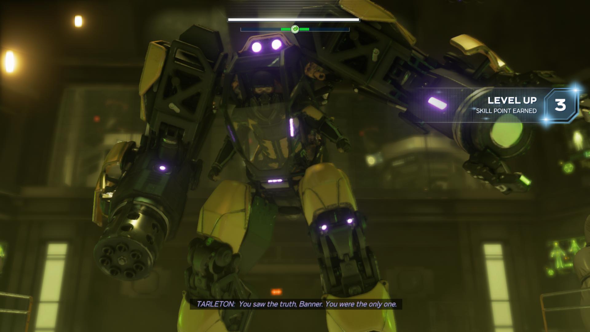 Masívne roboty nás sprevádzali takmer každou misiou.