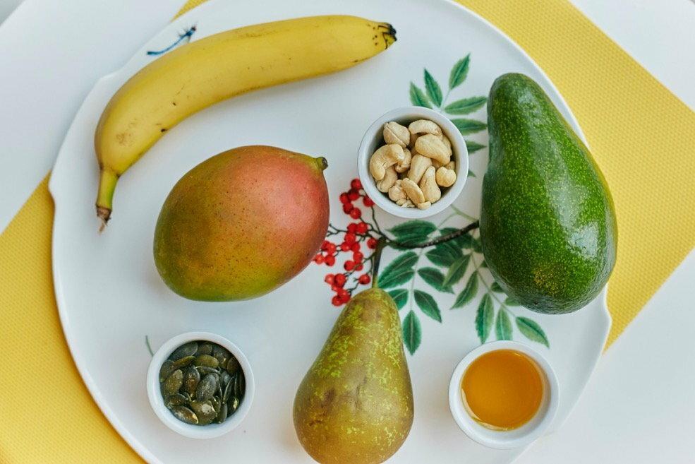 Tańcowało mango z gruszką Beaty Sadowskiej
