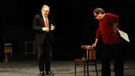 Krzysztof Zanussi reżyseruje Gajosa w teatrze Jandy