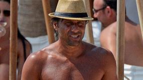 46-letni Conte w świetnej formie